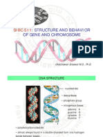 fine structure of a gene