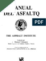 Manual Del Asfalto