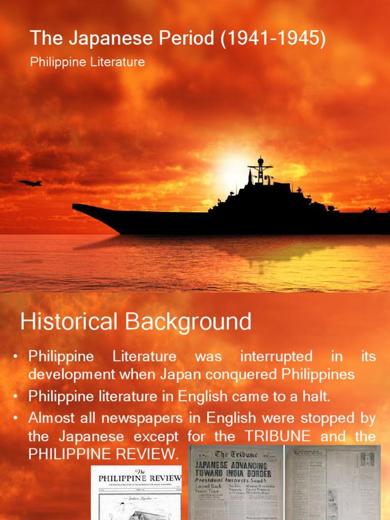 philippine literature during spanish era Philippine literature in the spanish colonial period posted on april 14, 2015 back to article list francis c macansantos priscilla s macansantos the.