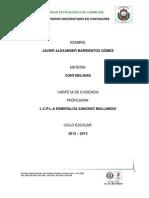 Unidad 3- Edo. de Resultados y Edo de Posicion Financiera