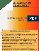 Clase de Inv.oper.II - Unidad i