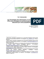 Las TICs como estrategia de enseñanza.pdf