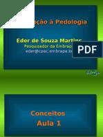 Curso de Solos UnB 2007
