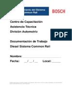 Presentación bosch common rail system