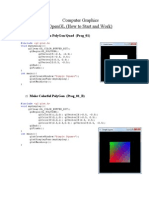 OPENGL lab manual