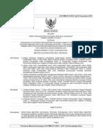 Peraturan Menteri Keuangan 224/PMK.011/2012