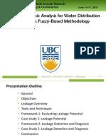 Fuzzy based Leakage Forensic Analysis