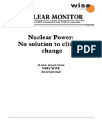 Nukes Climate Change Report