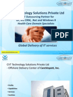 CVT Technology Solutions Services