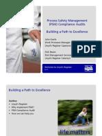 PSM Compliance audit