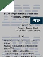 IBM Vision Statement