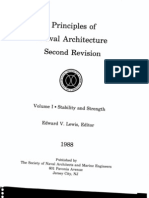 Principles of Naval Architecture