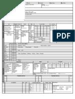 EMS Clinicals Patient Care Report