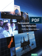 MSA Permanent Gas Detector Catalogues