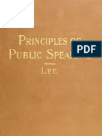 Public speaking handbook pdf concise