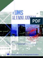 Alumni Annual Magazine 2008