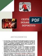 Proyecto de Centros Deportivos.ppt