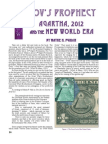 Agartha Deunovs Prophecy Article