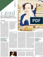 Roberto Calasso Racconta La Sua Infanzia Tra i Libri Antichi - La Repubblica 05.02.2013