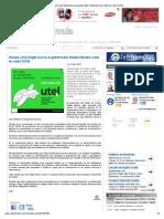 01-02-13 Grupo Fórmula - Recibe José Ángel Gurría al gobernador Rafael Moreno Valle en sede OCDE