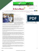 29-01-13 El Sol de Mexico - Inicia Rafael Moreno Valle Obras en Puebla