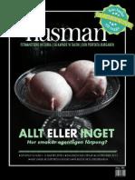 Magasinet Husman ht12 - papper
