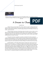 A dream to Chase