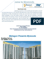 Mahagun Mywoods Price List | Booking  99990 11115