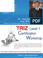 TRIZ Workshop
