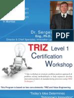 TRIZ Workshop