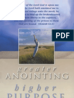 Greater Anointing Higher Purpose - Benny Hinn