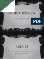 Musica Teórica - Aula 01