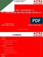 Prezentare Atestat Asigurari