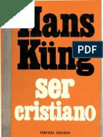 (Küng, Hans) 'Ser Cristiano'