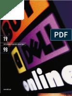 Dell 1998 Annual Report