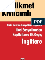 Hikmet Kivilcimli -  İlkel Sosyalizmden Kapitalizme İlk Gecis - Ingiltere