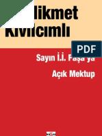 Hikmet Kivilcimli - Sayin II Pasaya Acik Mektup