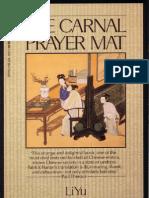 Li Yu - The Carnal Prayer Mat