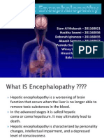 hepatic encelopathy