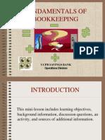 Bookeeping Fundamentals