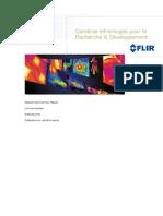 Caméras infrarouges pour la Recherche & Développement en Médecine