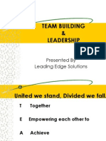 Team Building Leadership [Ngoinhachung.net]