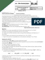 3-12-2011 devoir de synthèse n°1 3ième