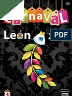 Programa Oficial Carnaval Leon 2013