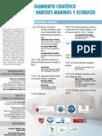 CEMA Los Molinos-Murcia. Curso Seguimiento Marítimo y Ecobuceo. Febrero 2013. Obra Social. Caja Mediterráneo