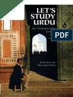 Let's Study Urdu