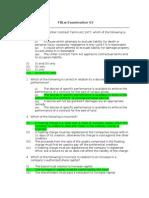 FBLw Examination 03