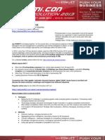 Wc1308 - CiMi CON Press Release