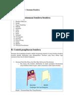 Protokol Mengibarkan Bendera