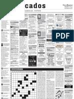 Ecos Diarios Clasificados 5-2-13